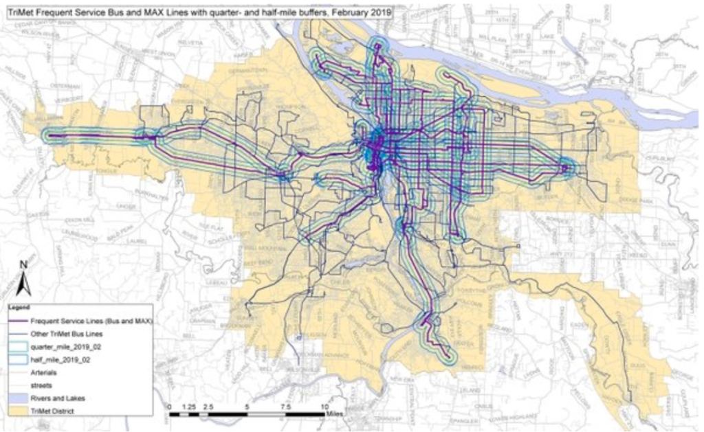 Senate Bill 10: Rezones Almost All Of Portland and other